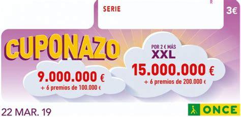 El Cuponazo de la ONCE deja 250.000 euros en El Ejido ...