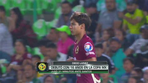 El debut esperado de Diego Lainez: 31 minutos en los que ...