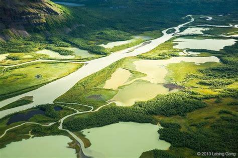 El Delta del Río Rapa, Suecia   Artemodern