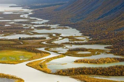 El Delta del Río Rapa, Suecia   POP PICTURE