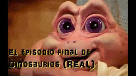 El deprimente episodio final de Dinosaurios   YouTube