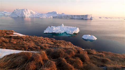 El deshielo de Groenlandia amenaza con aflorar residuos ...