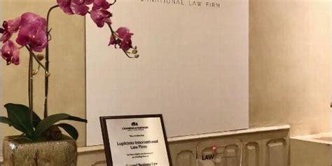 El despacho de abogados Lupicinio International aclara su ...