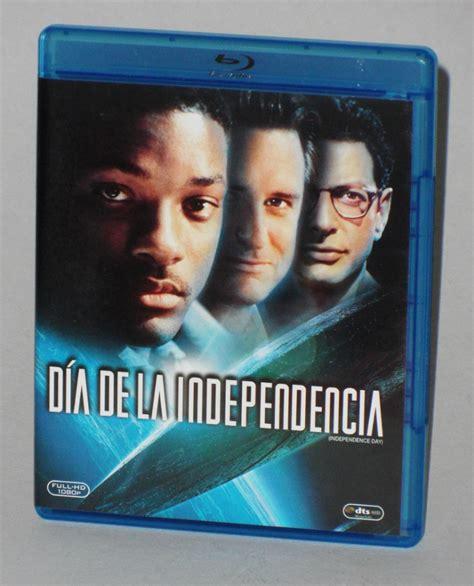 El Día De La Independencia Película En Bluray Original ...