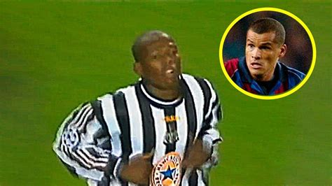 El día que Faustino Asprilla le hizo 3 goles al Barcelona ...