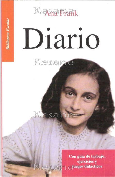 El Diario De Ana Frank Literatura Juvenil Escuelas Mayoreo ...