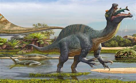 El dinosaurio carnívoro gigante 'Spinosaurus' se ...