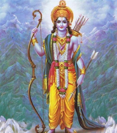 El dios rama, lo que no sabías de este personaje mitológico