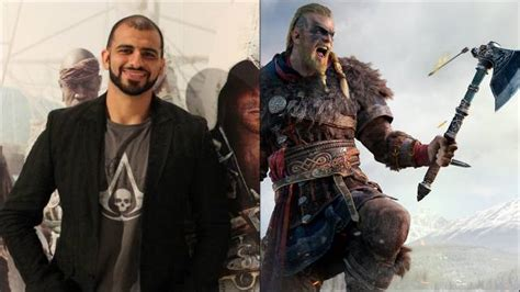 El director creativo de Assassin s Creed: Valhalla deja el ...