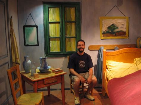 El dormitorio de Van Gogh llega a Bellas Artes | Despertar ...