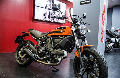 El Ducati Service de Maquina Motors | MotoTaller.info