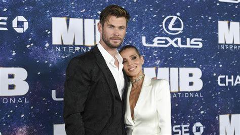 El durísimo entrenamiento de Chris Hemsworth y Elsa Pataky ...
