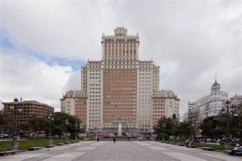 El Edificio España en Madrid podría desaparecer tal como ...