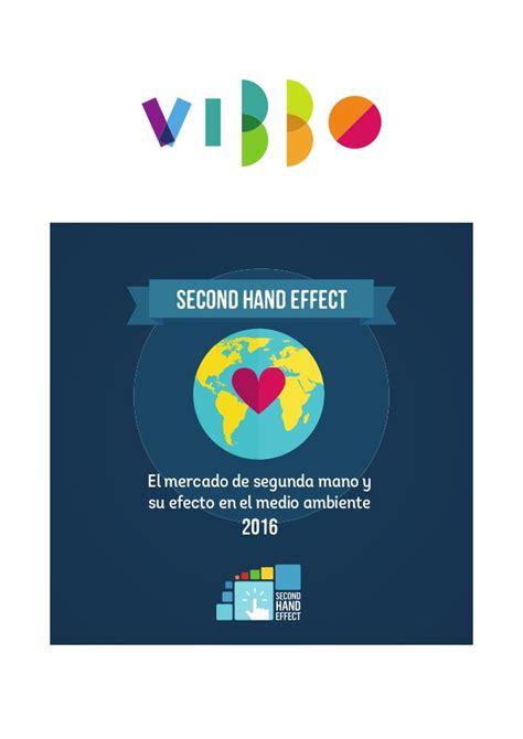 El efecto de la segunda mano   Vibbo