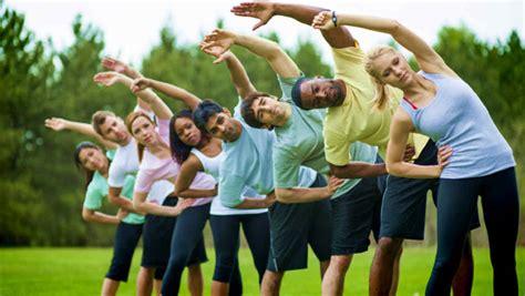 El ejercicio puede bajar la presión alta como los ...