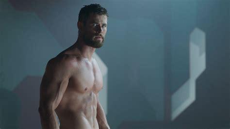El entrenamiento de 20 minutos de Chris Hemsworth para ...