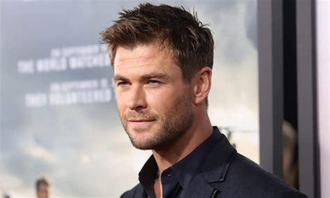 El entrenamiento de Chris Hemsworth que ha  roto  las redes
