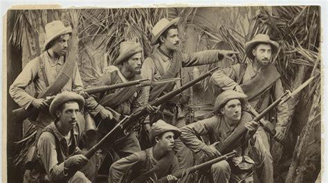 El error histórico de 1898: lucharon más cubanos por ...