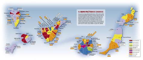 el espacio de lo público: Islas Canarias