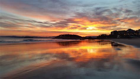 El espectáculo de ver amanecer en Santander   Viajero Digital