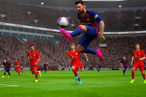 El esperado juego de fútbol PES 2020 ya se puede descargar ...
