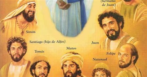 El Evangelio de Hoy: ESTOS SON LOS NOMBRES DE LOS DOCE ...