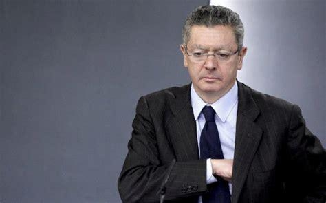 El exministro de Justicia funda el despacho Ruiz Gallardón ...