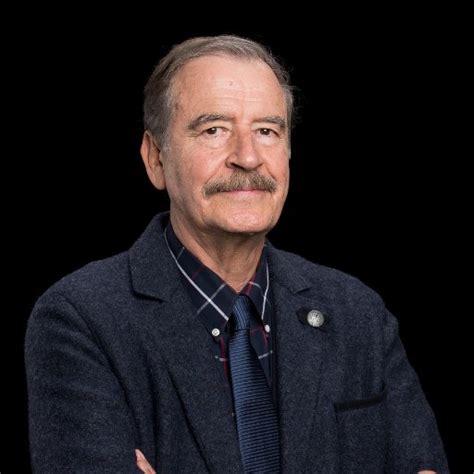 El expresidente de México Vicente Fox será parte de la ...