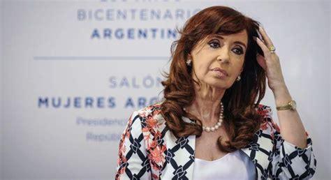 El fiscal que investiga a Cristina Kirchner pide abrir ya ...