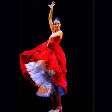 El flamenco nació en Andalucía en el siglo XVIII. #Baile ...