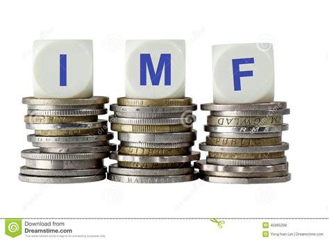 EL FMI   Fondo Monetario Internacional Foto de archivo ...