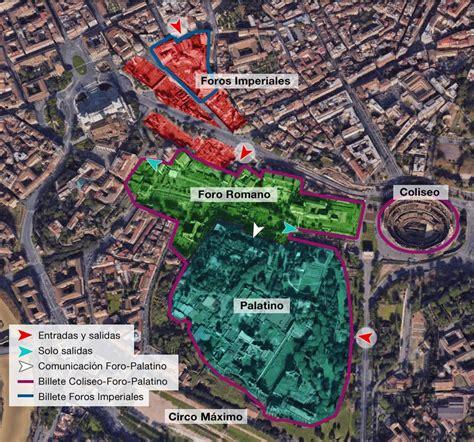 El Foro Romano – Santuario de la Antigua Roma – Cambios 2020