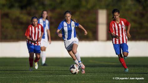 El fútbol femenino del C.D. Leganés comienza una temporada ...