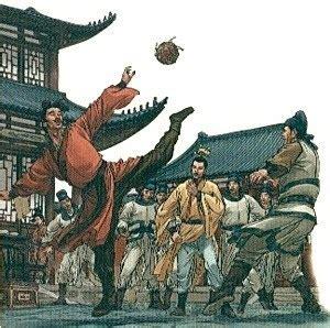 El fútbol no lo inventaron los ingleses sino los chinos ...