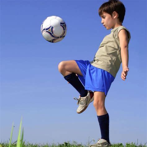 El fútbol para los niños