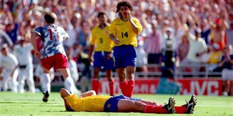 El futbolista asesinado en 1994 Andrés Escobar, estaría ...