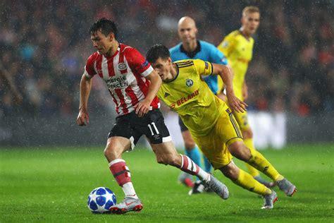 El futuro de Hirving Lozano: contrato con el PSV, cláusula ...
