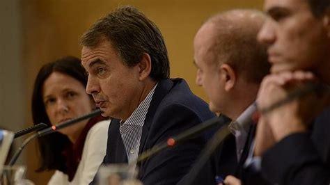 El Gobierno del PSOE exhibió sus logros económicos en la ...