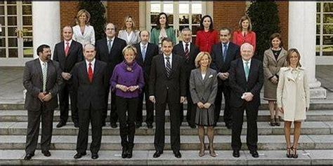 El Gobierno Zapatero está más solo que la una :: Política ...