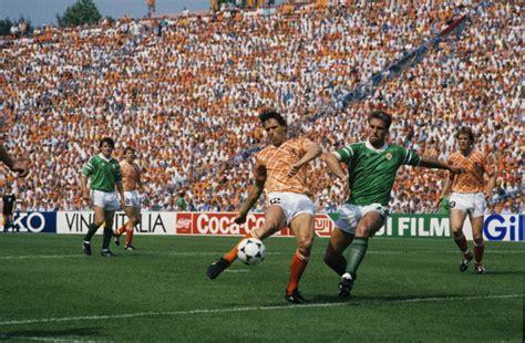 El gol de van basten dio a holanda la eurocopa en ...