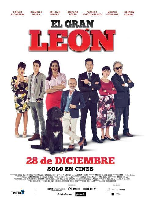 El gran León  2017    FilmAffinity