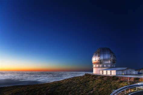 El Gran Telescopio Canarias abre sus puertas al público ...