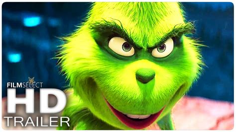EL GRINCH 2018 Final Trailer Español  2018    YouTube