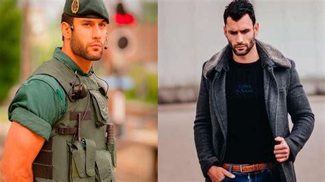 El guardia civil 'más guapo' ficha por una agencia de ...