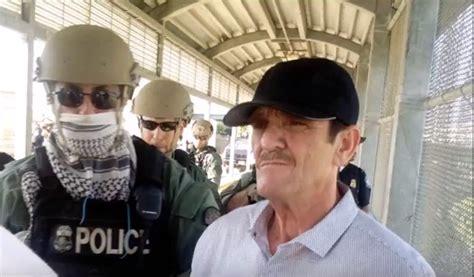El Guero Palma has been transferred through Matamoros ...