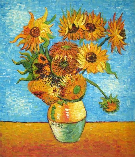 El Heraldo de Veracruz   Cinco Girasoles de Van Gogh, en ...