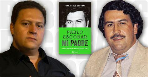 El hijo de Pablo Escobar revela en un libro que el capo no ...