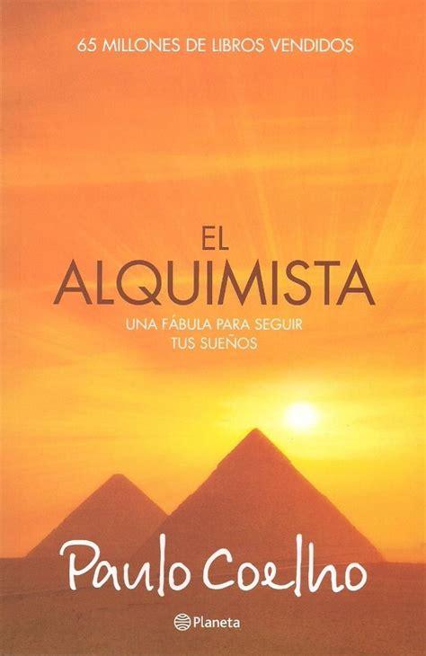 EL HOGAR DE LOS LIBROS : El Alquimista   Paulo Coelho