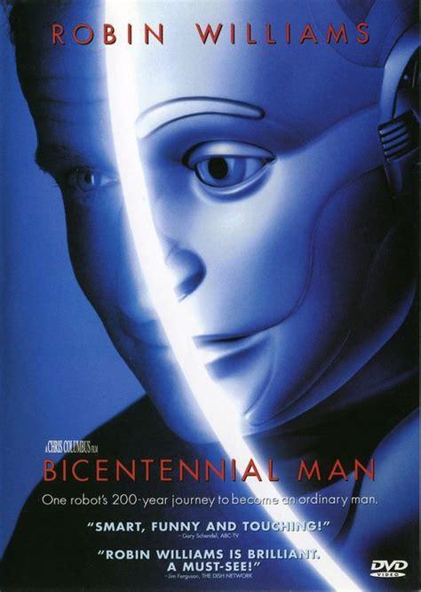 El hombre bicentenario  1999    Película eCartelera