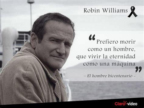 El hombre bicentenario, que gran pelicula   Robin williams ...